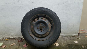 Arctic Claw Winter Tires on Rims London Ontario image 1