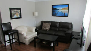 2 bedrooms, furnished, all expenses included, Ottawa U, May 1