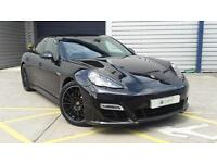 Porsche Panamera 4.8 PDK Turbo S One Of A Kind Fully Loaded Spec In Black