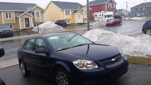 Inspected,  chevy cobalt in excellent condition