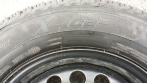 4 Michelin X-ICE X I-3 195/65/R15 Winter Snow Tires on Rims
