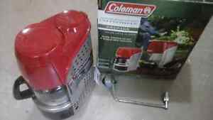 Coleman Propane coffee maker