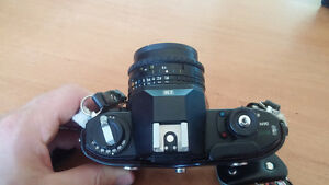 Nikon EM SLR, 35mm film camera Prince George British Columbia image 4