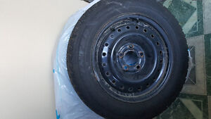 Tires d'hiver Goodyear