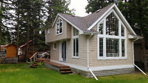 Waskesiu Portable Cabin to be moved