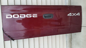 Dodge Dakota tail gate year 2000 Cambridge Kitchener Area image 1