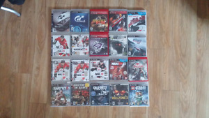 PS3 Games ($4 a piece)