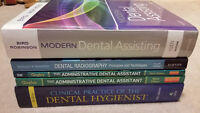 Dental Assistant course material textbooks & scrubs for sale