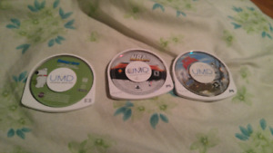 Jeux psp: Tombe Raider, Familly guy , NBA , Afterburnet