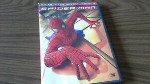 SPIDERMAN MOVIE ON DVD VERY RARE EDITION