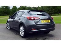 2017 Mazda 3 1.5d Sport Nav 5dr Manual Diesel Hatchback
