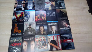Blu-Ray Steelbook lot