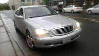 2000 Mercedes S500 Certified Etested