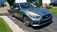 2014 Infiniti Q50S with Tech Package