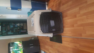"""XL excellent used condition 40"""" long dog crate!"""