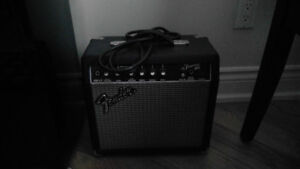 Fender Frontman 15G - Good Condition [BLOWN FUSE]