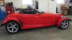 1999 Plymouth Prowler Coupe (2 door) *MINT*