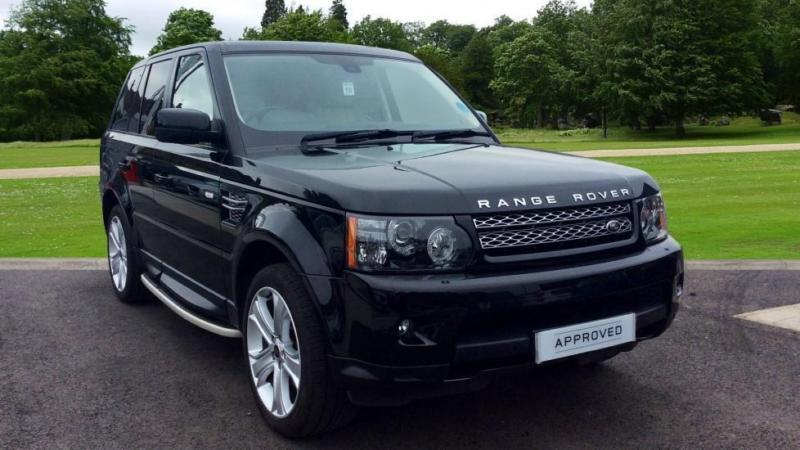 2013 land rover range rover sport 3 0 sdv6 hse black edition 5dr automatic diese in barnet. Black Bedroom Furniture Sets. Home Design Ideas
