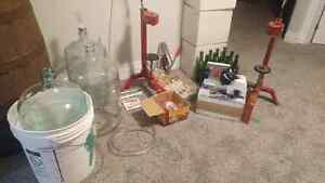Wine making kit. Brand New! With wine filter.  London Ontario image 1