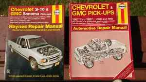 Haynes Repair Manuals