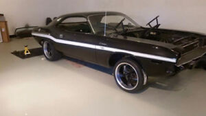 1970 Challenger R/T 440 6 pack