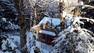 Chalet à louer - Val des Lacs - Libre pour la relâche scolaire