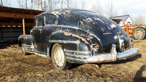 1948 Chevrolet Fleetline 2 Door Aerocoupe
