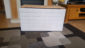 Solid pine toy box/chest