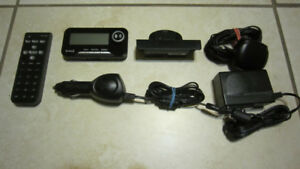 Audiovox Sirius XM Satellite Radio Xpress EZ 136-4267