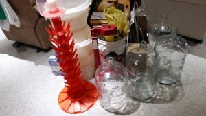 used wine making supplies