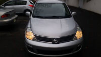 2008 NISSAN VERSA  ((( OPEN 7/7))) by appointment mechanic good