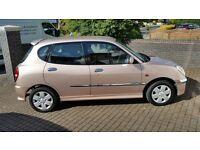Daihatsu Sirion 2004 1 OWNER VERY LOW MILES