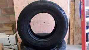 Used Toyo Dura Grappler tires
