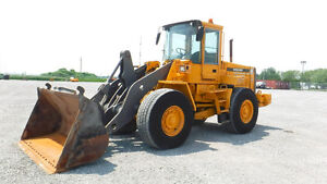 Volvo L90C Wheel Loader