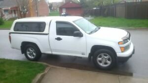 2012 Chevrolet Colorado Pickup Truck