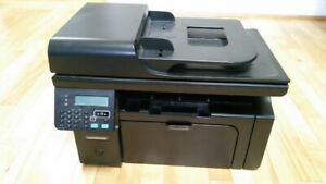 HP LASER JET M1212NF ALL IN ONE