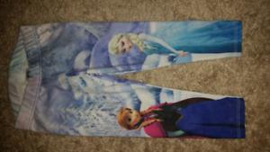 Frozen pants
