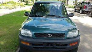 For Sale 1997 Toyota RAV4