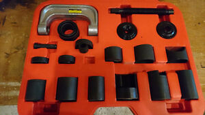 Astro Pneumatic 7897 Ball Joint Service Tool and Master Adapter