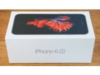 iPhone 6s unlocked huge 128 gb brand new in box