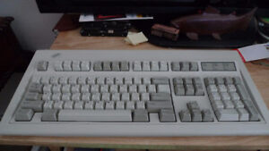 IBM PC Model M PS2 Keyboard Vintage