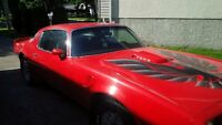 1979 Pontiac Trans Am 6.6L Safetied REDUCED 8900 Firm