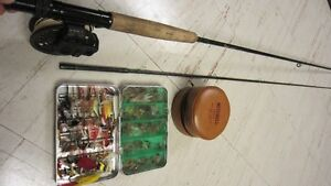 Fly fishing rod Orvis Graphite Canne a peche mouche