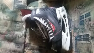 patin de hockey rbz