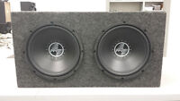 "2 PPI 12"" Subs in Sealed Box"