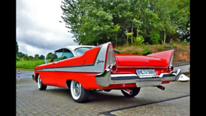 1957, 1958 Plymouth
