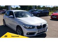 2016 BMW 1 Series 116d EfficientDynamics Plus 5d Manual Diesel Hatchback