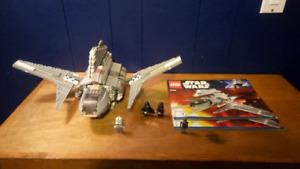 Lego Star Wars Vader transformation