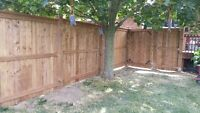 QUALITY FENCES -- DISCOUNT PRICING