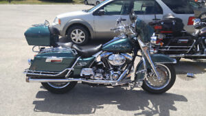 For sale 2002 Harley Davidson Road King